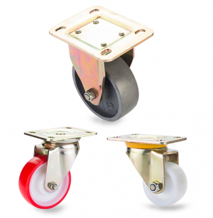 Heavy Duty Casters