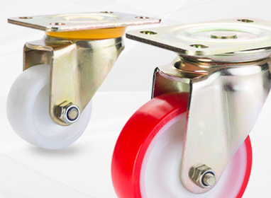 Indispensable Casters for Heavy Loads