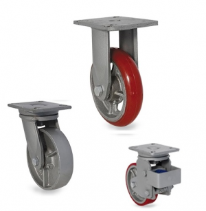 Super Duty Casters