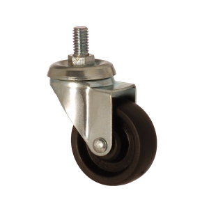 2401 MHB 050 | 50 mm Bolted Polypropylene (PP) Bushing Swivel Caster