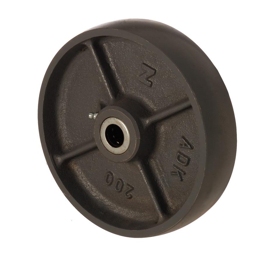 DAK 200*50 | 200 mm Çaplı Döküm Masura Rulmanlı Yedek Makara